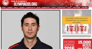 Víctor Sánchez del Amo, nuevo entrenador del Olympiakos