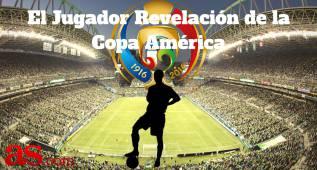 El jugador revelación de la Copa América Centenario para AS