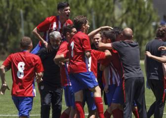 El juvenil rojiblanco viaja hoy a Mallorca para la final de Copa