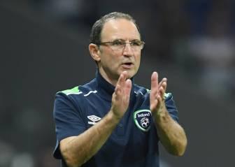 Martin O'Neill, el entrenador con botas negras de fútbol