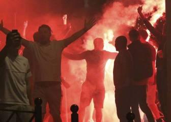 5 momentos convulsos de la Euro: ultras, Cristiano, Pedro...