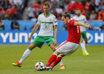 Gales 1 - 0 Irlanda del Norte: resumen, resultado y goles