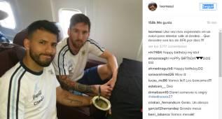 """Leo Messi: """"¡Qué desastre son los de AFA por dios!"""""""