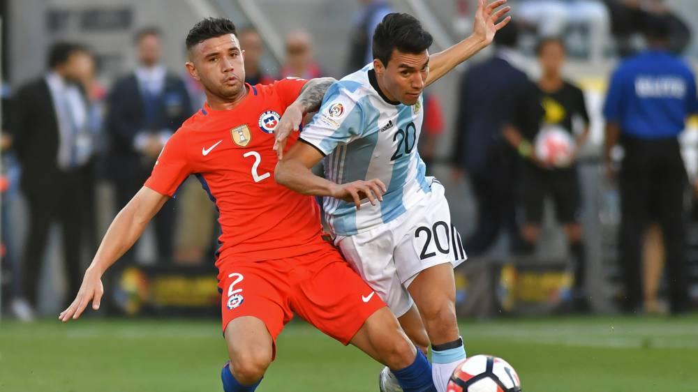Argentina Chile Horario Y Tv De La Final De La Copa América 2016
