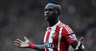 El Liverpool, a punto de fichar a Sadio Mané, del Southampton