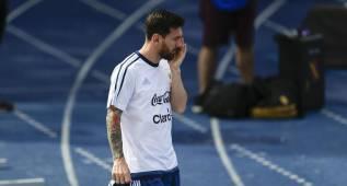 Las razones del estallido de Lionel Messi contra la AFA