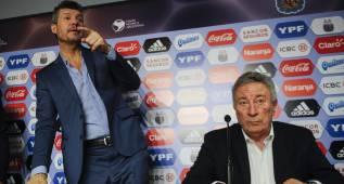 Un comité de la FIFA velará por la regularización de la AFA