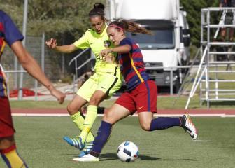 La magia de Alexia conduce al Barça a la final de la Copa