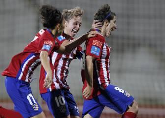 Sonia lleva al Atlético Féminas a su primera final de Copa