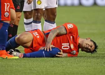 Hernández estará un mes y medio de baja