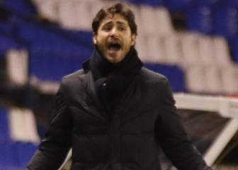 El Olympiacos despide a Víctor dos meses después de firmar