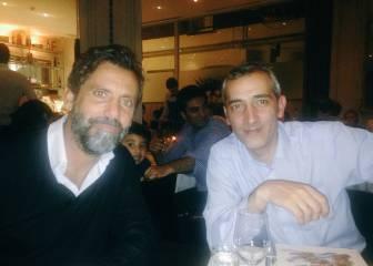Quique y Robert planificaron en Londres con N'Koulou en mente