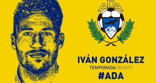 Iván González refuerza la defensa del Alcorcón