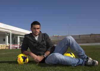 Jorge Molina firma dos temporadas por el Getafe