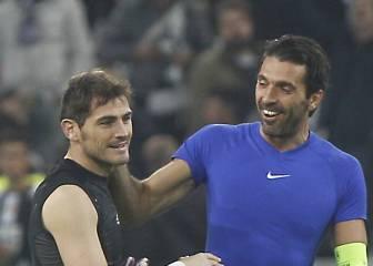 Iker: puede ser su primera suplencia ante Buffon