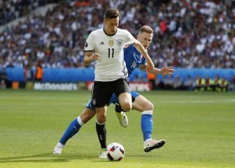 Alemania 3 - 0 Eslovaquia: resumen, resultados y goles