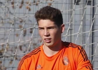 Luca Zidane: el portero malabarista de 'La Fábrica'