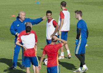Diez jugadores de la Selección pasaron un control antidopaje