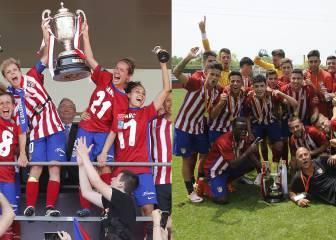 Las Féminas y el Juvenil hacen doblete en la Copa