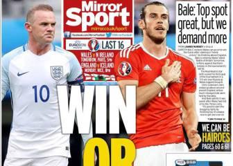 Bale, el nuevo héroe de Reino Unido: