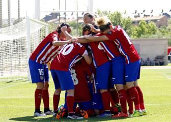 El Atlético Féminas, campeón de la Copa de la Reina