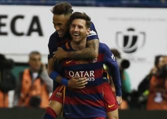 """Leo Messi: """"Ney es un chico alegre y sin maldad"""""""