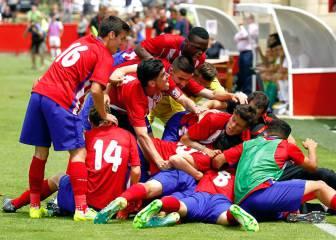 El Atleti venga la final de Milán ganando la Copa Juvenil