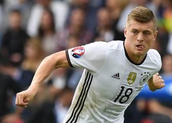 Moyes confiesa que quiso quitarle a Kroos al Madrid