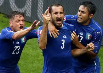 Italia-España en imágenes