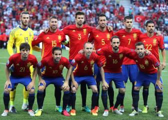 La afición pide un cambio en el 11 de España: Koke por Cesc