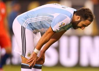 1x1 de Argentina: no fue el día de Messi, Biglia e Higuaín
