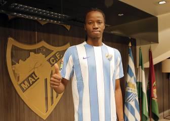 El Málaga cierra el fichaje de Bakary Koné hasta 2019