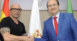Emery se desvincula y Sampaoli firma por dos temporadas