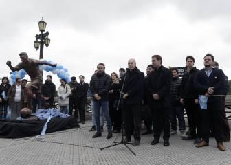 Clamor popular para que Messi no abandone la Selección Argentina