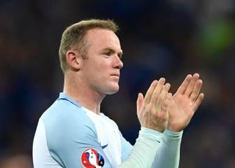Rooney seguirá jugando con Inglaterra pese a la eliminación