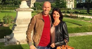 Zinedine Zidane vuelve ya a Madrid la próxima semana