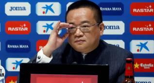 Chen vuelve a Barcelona para ir a la Junta de Accionistas
