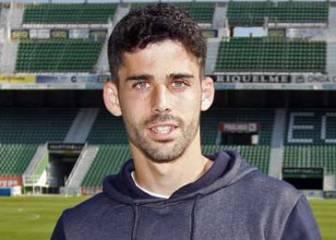 Caro negocia su desvinculación para incorporarse al Córdoba
