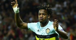 El Atlético entra en la pugna por el goleador belga Batshuayi