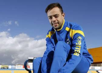Dani Benítez concluye su etapa en el Alcorcón sin debutar