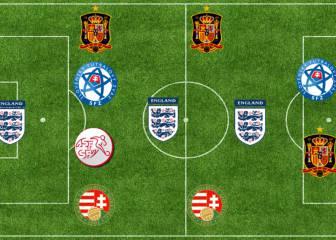 Este es el 11 de los fiascos de octavos de final de la Eurocopa