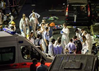 Atentado en Estambul: el fútbol turco condena el ataque