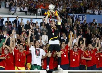 España consigue su segunda Eurocopa (2008)