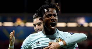 El belga Batshuayi firmará por el Chelsea según L´Equipe