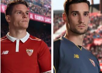 El Sevilla hace oficial su segunda equipación