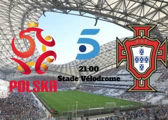 Polonia vs Portugal resultado, resumen y goles