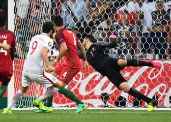 Lewandowski hace el gol más rápido de la Eurocopa 2016
