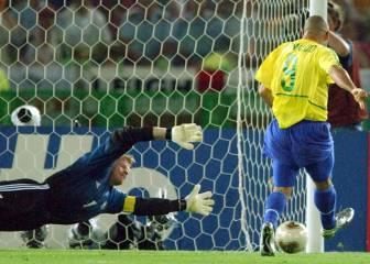 30 de junio: Brasil consigue su quinto Mundial de fútbol (2002)