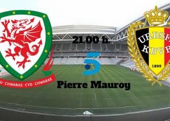 Gales 3 - 1 Bélgica resultado, resumen y goles