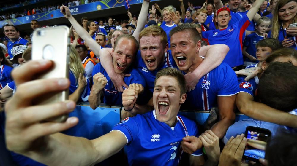 Las mejoras económicas de Islandia por el impacto de la Euro 2016